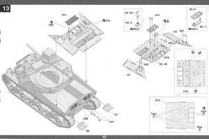 Anleitung11-1024-300x200 M31 U.S. Tank Recovery Vehicle 1:35 Takom #2088