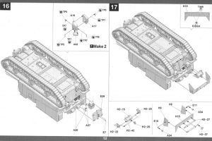 Anleitung13-1024-300x200 M31 U.S. Tank Recovery Vehicle 1:35 Takom #2088