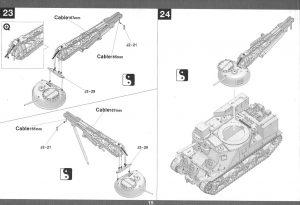 Anleitung16-1024-300x205 M31 U.S. Tank Recovery Vehicle 1:35 Takom #2088