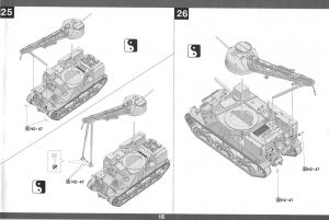 Anleitung17-1024-300x201 M31 U.S. Tank Recovery Vehicle 1:35 Takom #2088