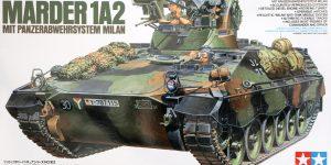 Schützenpanzer Marder 1A2 1:35 Tamyia #35162