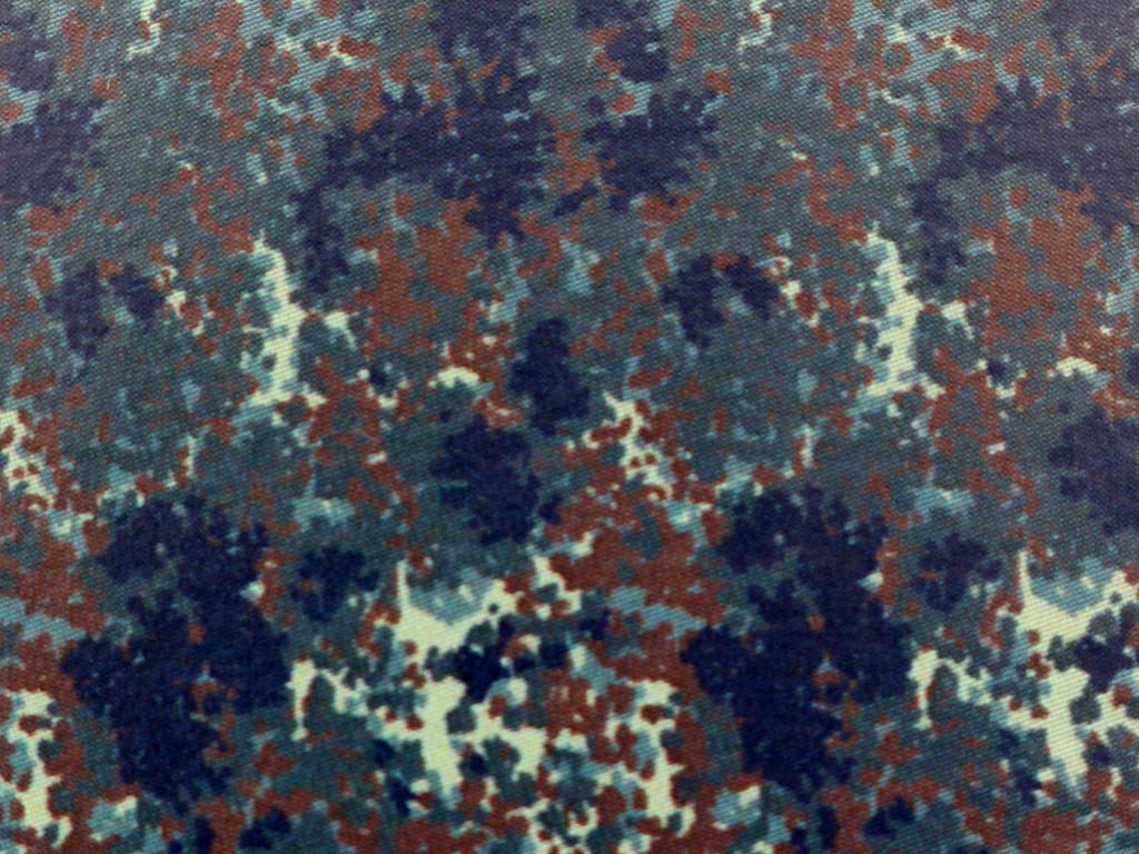 Detail-1 German Flecktarn Camouflage Decals 1:35 CrossDelta  #MIL35017