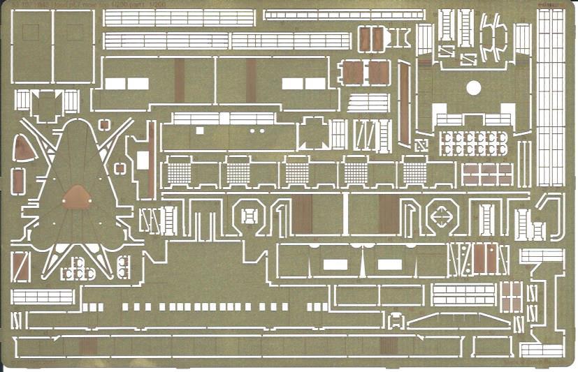 Eduard-53197-HMS-Hood-Pt.7main-top-5 Eduard Ätzteile für die HMS HOOD von Trumpeter in 1:200
