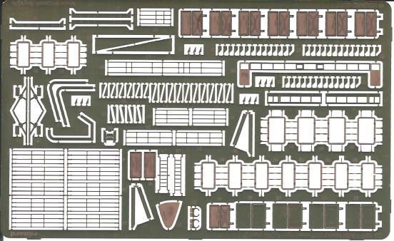 Eduard-53197-HMS-Hood-Pt.7main-top-6 Eduard Ätzteile für die HMS HOOD von Trumpeter in 1:200