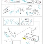Eduard-73618-Yak-130-Anleitung3-150x150 Eduard Zubehörsets für die Yak-130 von Zvezda in 1:72