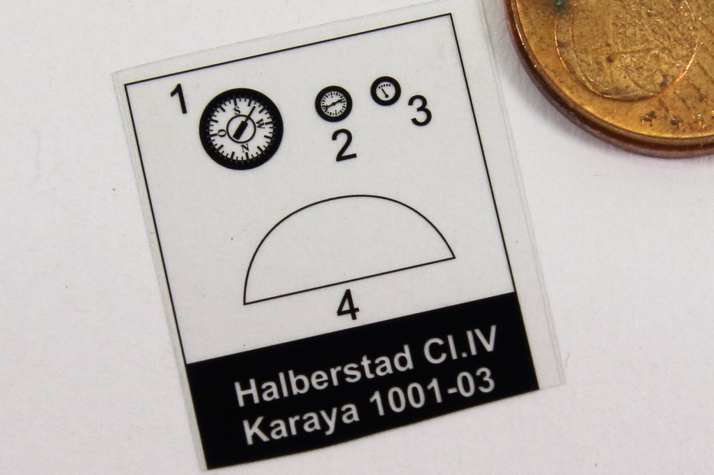 Halberstadt-Cl.IV_Karaya_20 Halberstadt Cl.IV (Rol.) - Karaya 1/48