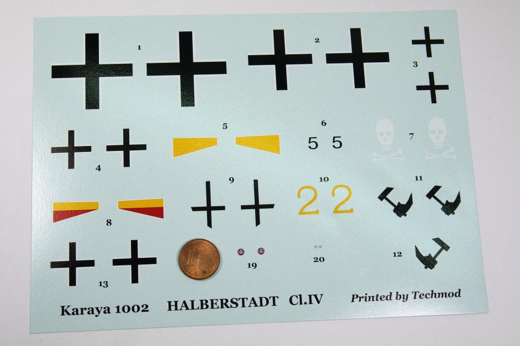 Halberstadt-Cl.IV_Karaya_26 Halberstadt Cl.IV (Rol.) - Karaya 1/48