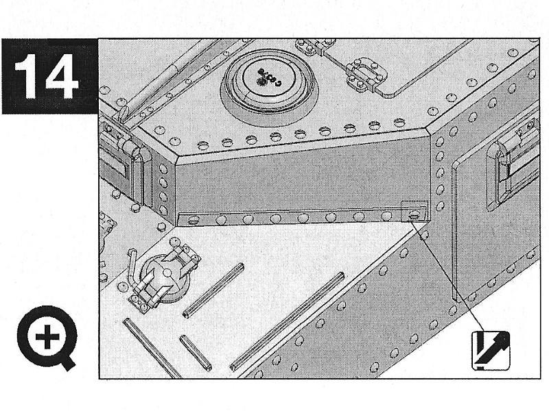 Korrektur M31 U.S. Tank Recovery Vehicle 1:35 Takom #2088