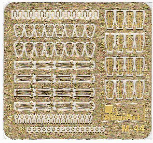 MiniArt-35253-Panzerfaust-30-und-60-8 Panzerfaust 30 und 60 im Militär-Maßstab 1:35 von MiniArt 35253