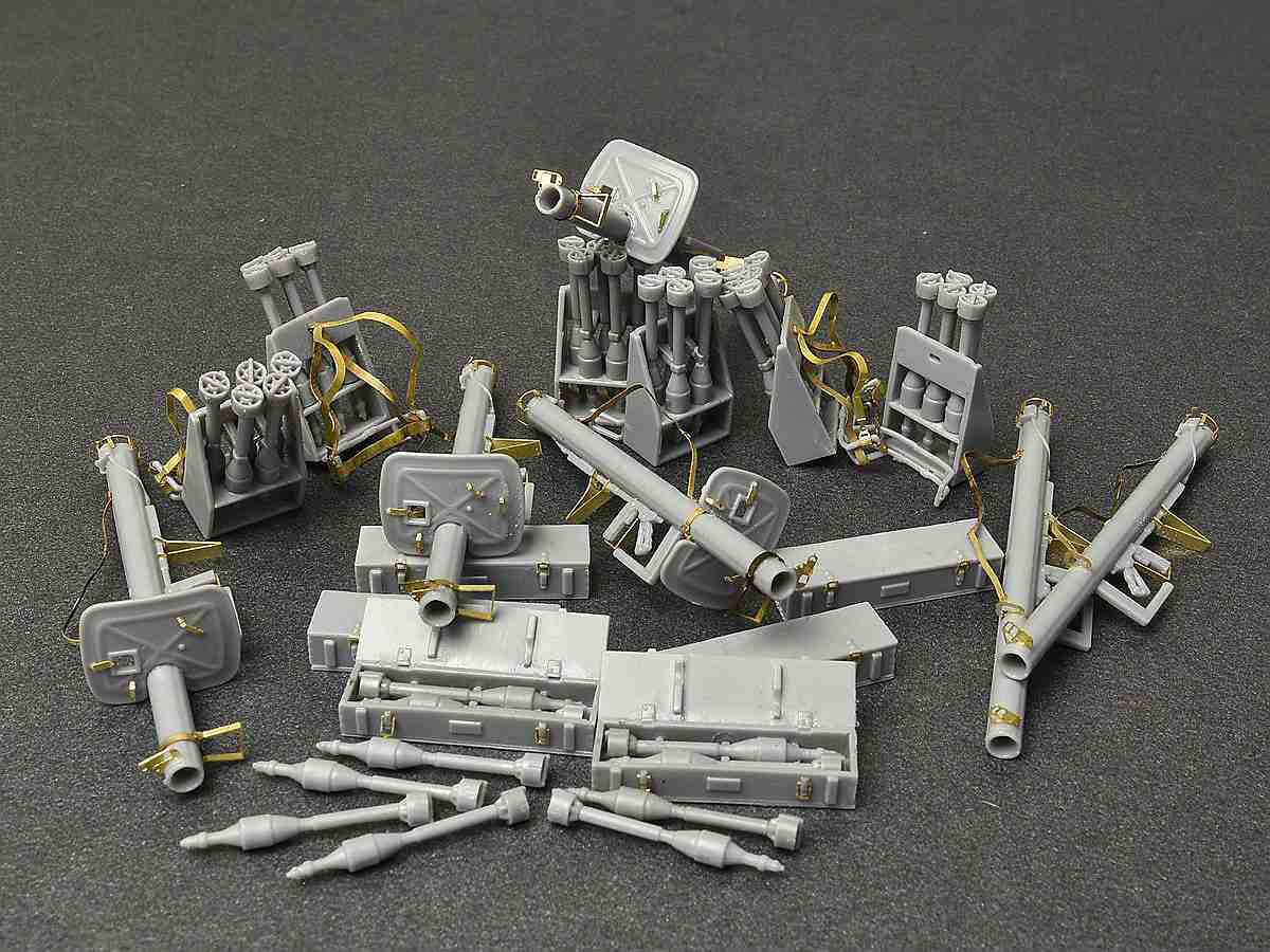 MiniArt-35263-Panzerschreck-und-Ofenrohr-Preview-3 Panzerschreck und Ofenrohr im Maßstab 1:35 - Vorschau MiniArt 35263