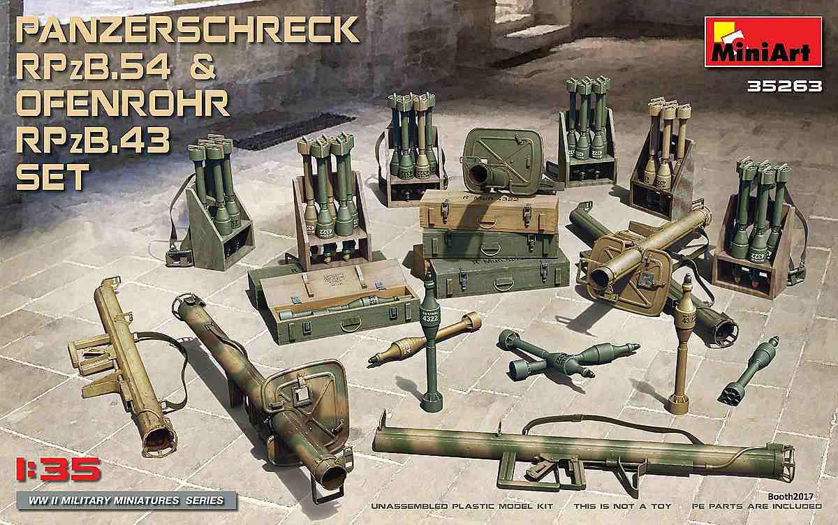 MiniArt-35263-Panzerschreck-und-Ofenrohr-Preview-4 Panzerschreck und Ofenrohr im Maßstab 1:35 - Vorschau MiniArt 35263