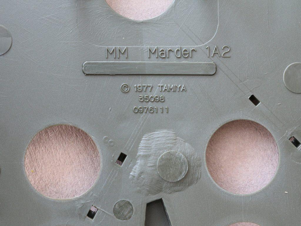 Oberwanne-1-1024x768 Schützenpanzer Marder 1A2 1:35 Tamyia #35162