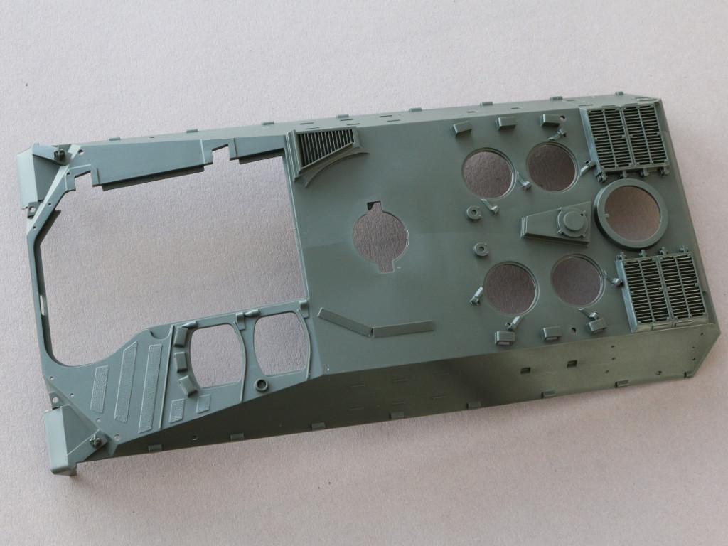 Oberwanne Schützenpanzer Marder 1A2 1:35 Tamyia #35162