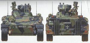 Profil2-300x145 Schützenpanzer Marder 1A2 1:35 Tamyia #35162