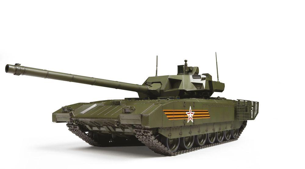 Revell-03274-Russian-Main-Battle-Tank-T-14-ARMATA Revell Neuheiten 2018