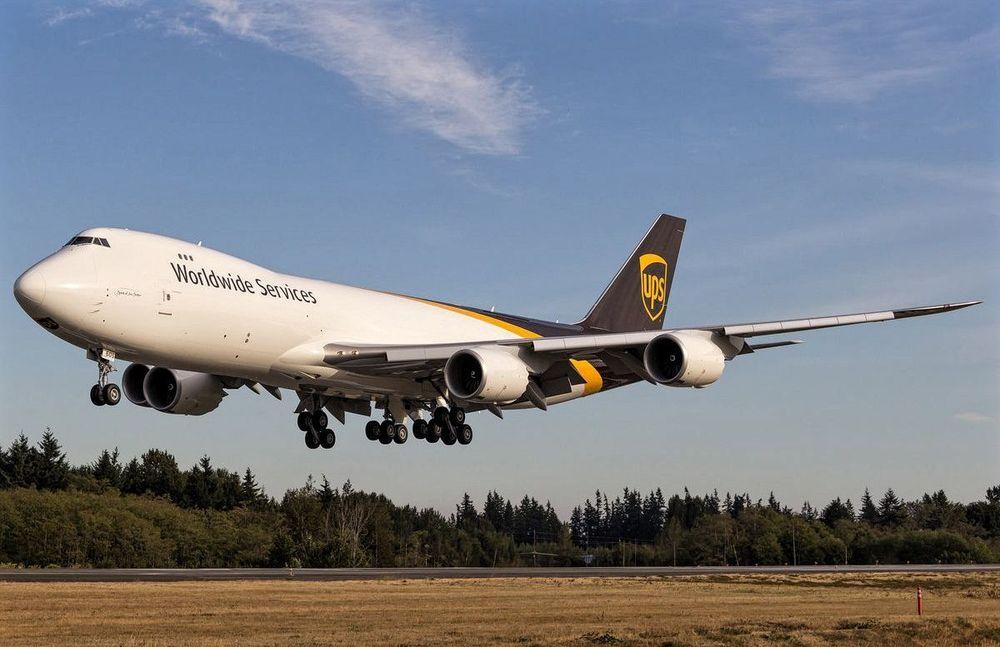 Revell-03912-Boeing-747-8F-UPS Revell Neuheiten 2018