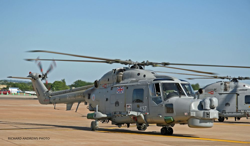 Revell-04981-Westland-Lynx-Mk.8-Richard-Andrews-Photo Revell Neuheiten 2018