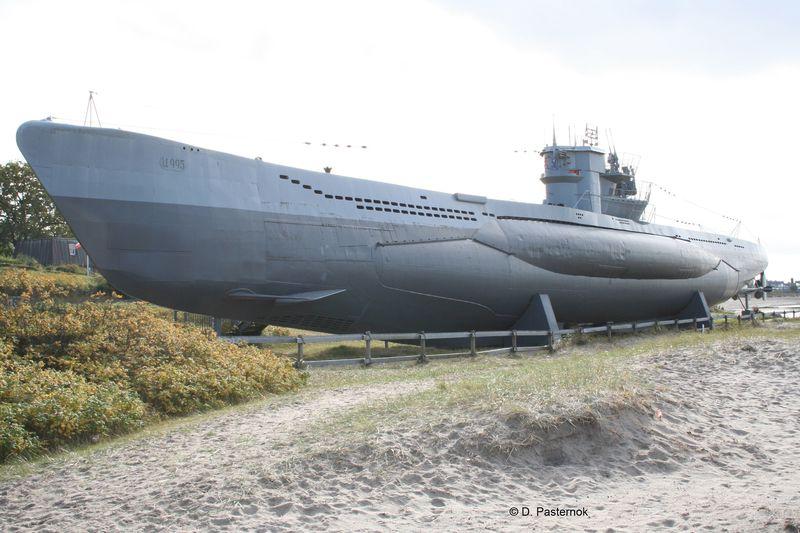 Revell-05154-German-Submarine-Type-VII-C41-c-D.-Pasternok Revell Neuheiten 2018