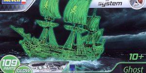 Ghost Ship im Maßstab 1:150 von Revell