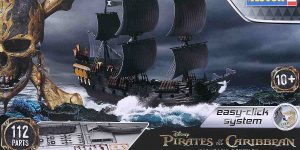 Black Pearl Easy Click System in 1:150 von Revell 05499