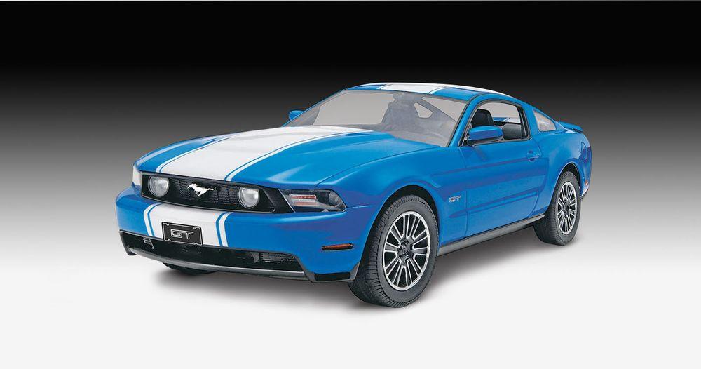 Revell-07046-2010-Ford-Mustang-GT Revell Neuheiten 2018