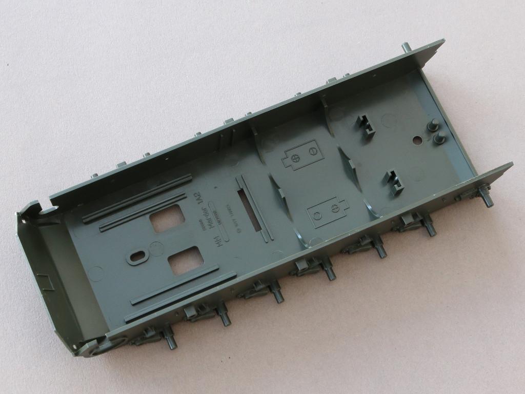 Unterwanne-1 Schützenpanzer Marder 1A2 1:35 Tamyia #35162