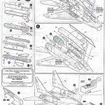 Zvezda-7309-MiG-29-SMT-8-150x150 MiG-29 SMT im Maßstab 1:72 von Zvezda 7309
