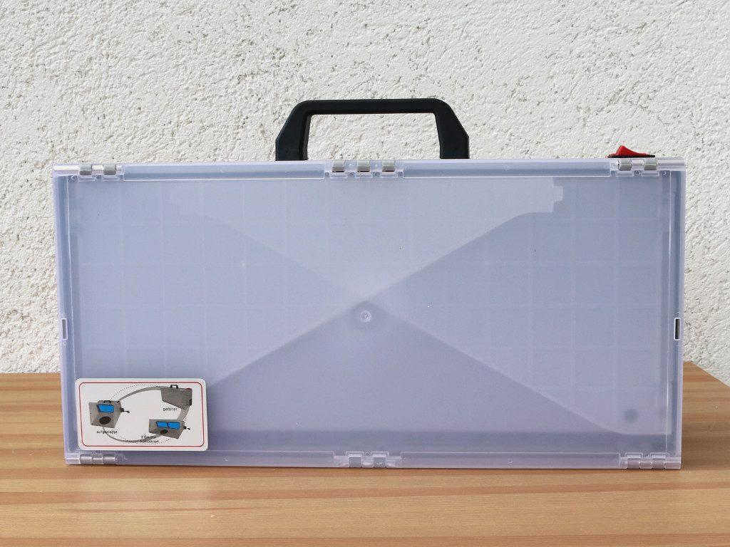 01-1-1024x768 Wiltec Airbrush Filterspritzkabine E420