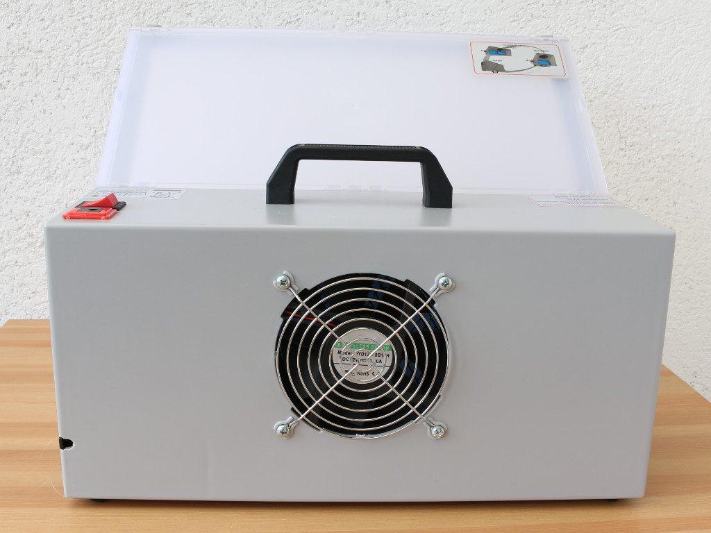 09-1024x768 Wiltec Airbrush Filterspritzkabine E420