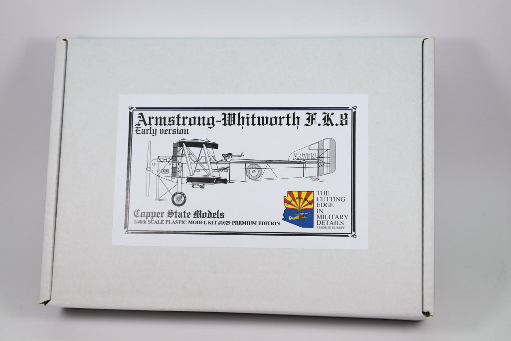Armstrong-Whitworth_F.K.8_01 Armstrong-Whitworth F.K.8 early - Copper State Models 1/48