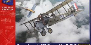 Armstrong-Whitworth F.K.8 early – Copper State Models 1/48