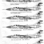 Bobcat-48001-Yak-28P-Bauanleitung14-150x150 Drei Rohre im Formationsflug - Yak-28P Firebar in 1:48 Bobcat 48001