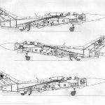 Bobcat-48001-Yak-28P-Bauanleitung15-150x150 Drei Rohre im Formationsflug - Yak-28P Firebar in 1:48 Bobcat 48001