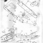 Bobcat-48001-Yak-28P-Bauanleitung4-150x150 Drei Rohre im Formationsflug - Yak-28P Firebar in 1:48 Bobcat 48001