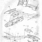 Bobcat-48001-Yak-28P-Bauanleitung5-150x150 Drei Rohre im Formationsflug - Yak-28P Firebar in 1:48 Bobcat 48001