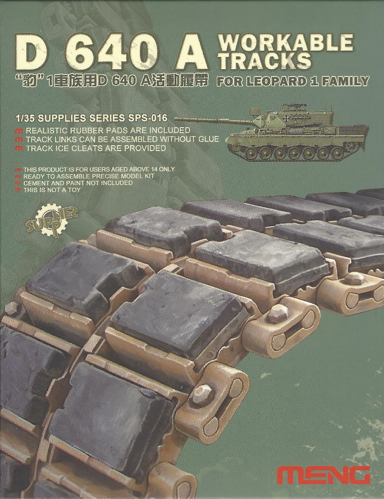Boxart-1 D 640 A Workable Tracks for Leopard 1 Family 1:35 Meng (#SPS-016)
