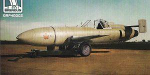 Yokosuka MXY-7 Ohka Model 22 im Mastab 1:48 von Brengun BRP 48002