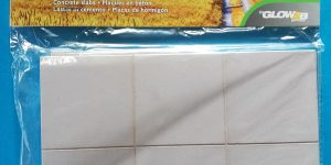Nützliches Dioramenzubehör – Betonplatten