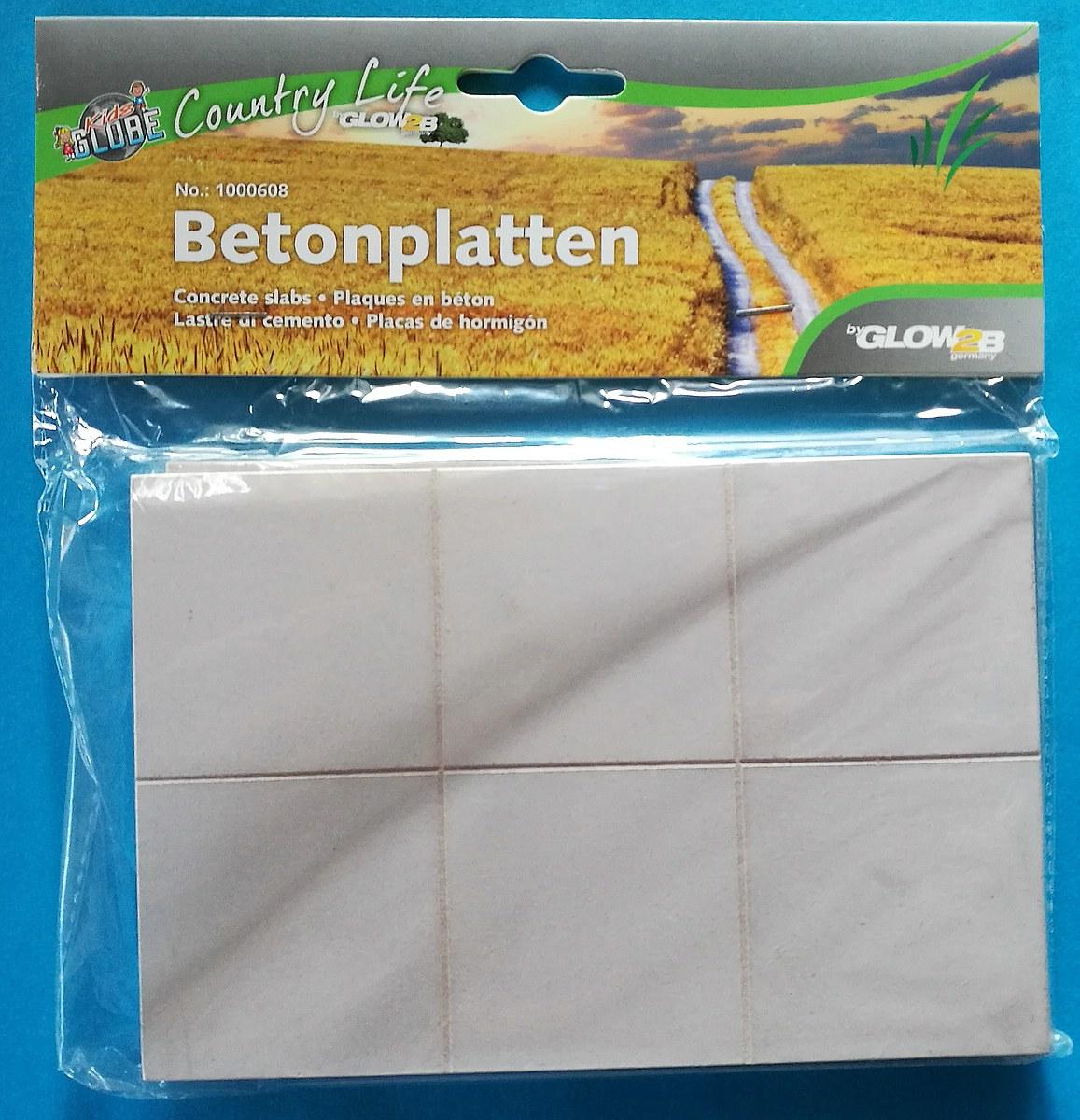 Country-Life-Betonplatten-1 Nützliches Dioramenzubehör - Betonplatten