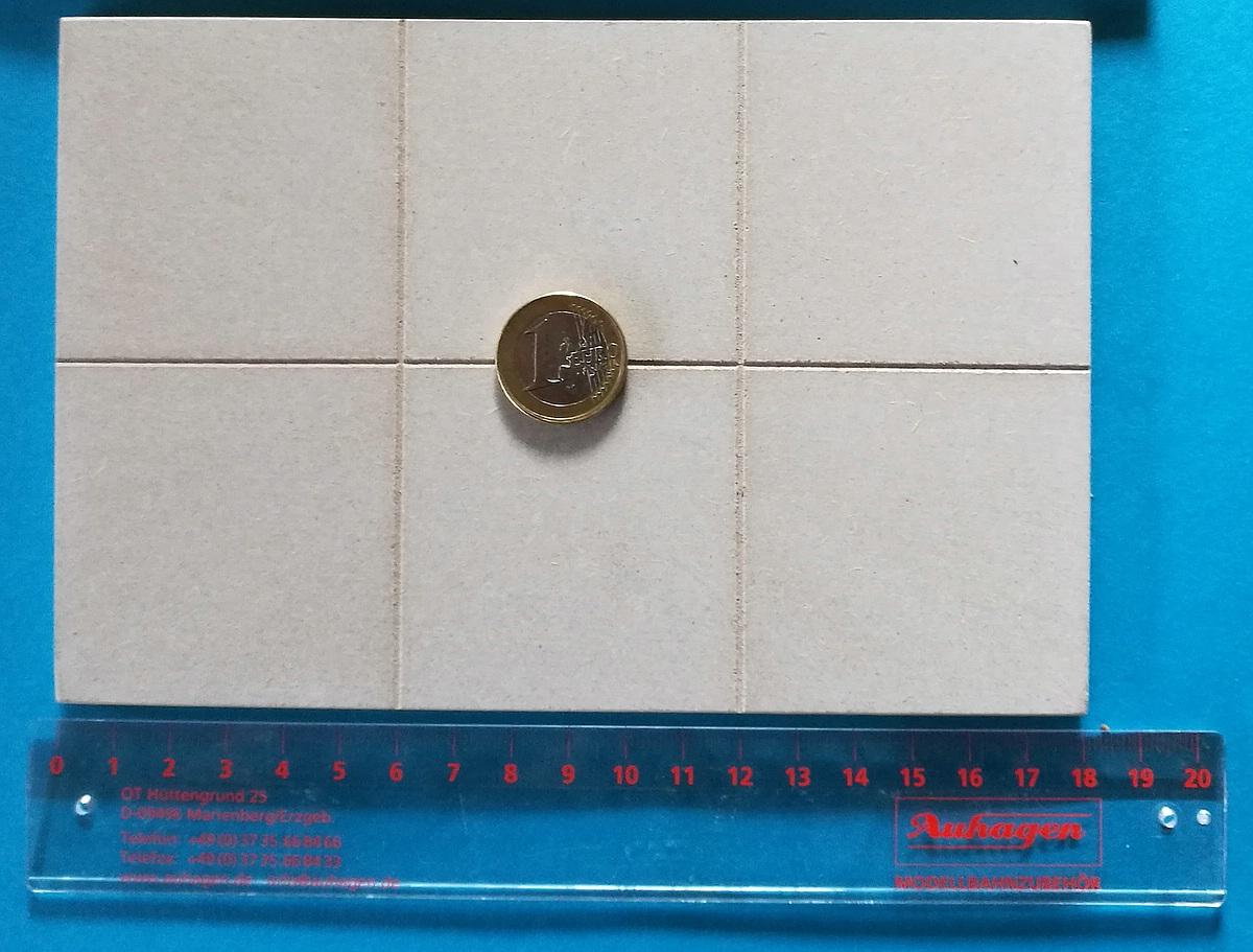Country-Life-Betonplatten-3 Nützliches Dioramenzubehör - Betonplatten