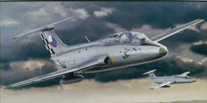 Zubehör für die L-29 Delfin – Eduard 1/48