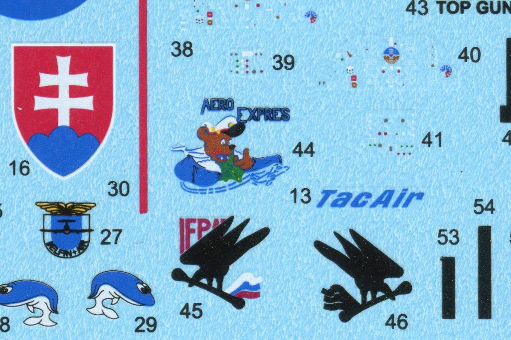 Eduard_L-29_Profipack_46 L-29 Delfin - Eduard ProfiPACK 1/48