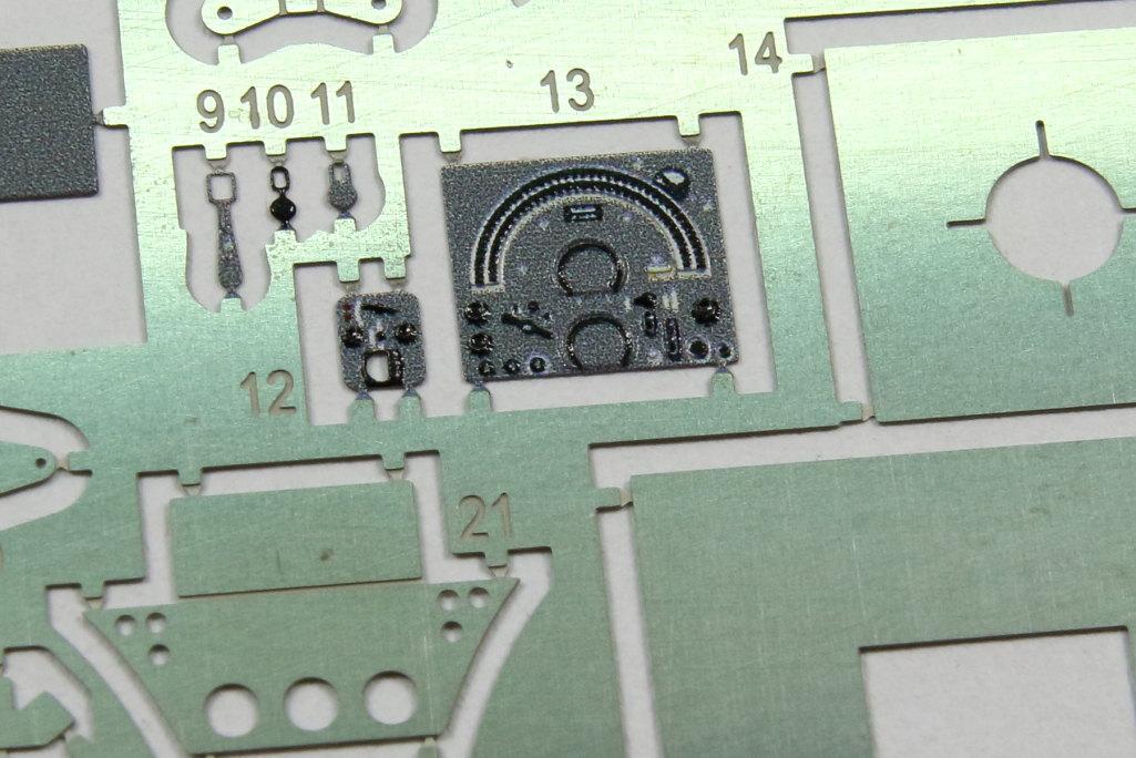 "Eduard_Pe-2_Upgrade_Set_08 Detailset für die Pe-2 ""Peshka"" von Eduard und Zvezda - Eduard 1/48"