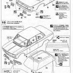 Hasegawa-HC24-BMW-2002-Turbo-30-150x150 BMW 2002 Turbo im Maßstab 1:24 von Hasegawa HC 24