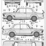Hasegawa-HC24-BMW-2002-Turbo-38-150x150 BMW 2002 Turbo im Maßstab 1:24 von Hasegawa HC 24