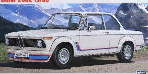 BMW 2002 Turbo im Maßstab 1:24 von Hasegawa HC 24