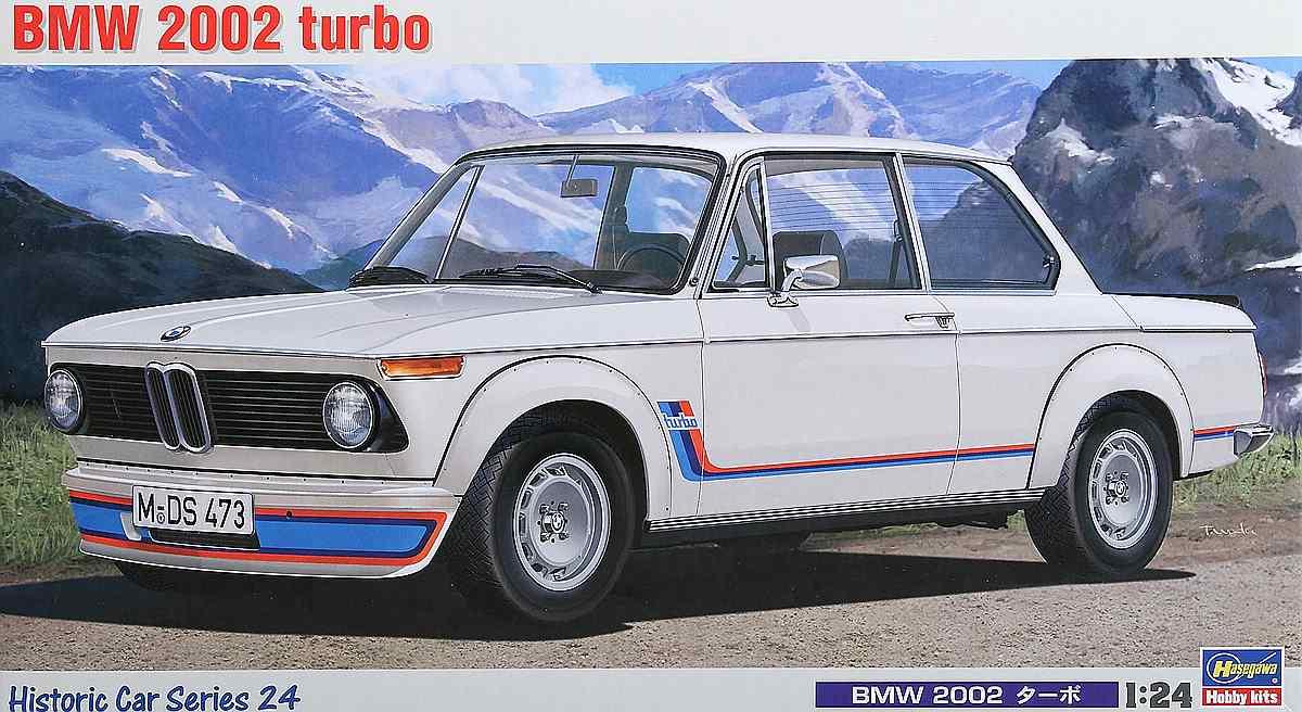 Hasegawa-HC24-BMW-2002-Turbo-47 BMW 2002 Turbo im Maßstab 1:24 von Hasegawa HC 24