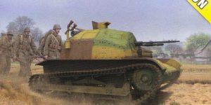 Neue polnische Tanketten in 1:35 von IBG