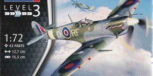 Spitfire Mk. Vb im Maßstab 1:72 von Revell 03897