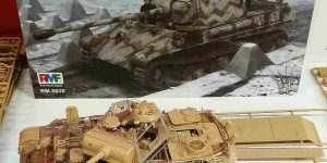Panther Ausf. G in 1:35 von Rye Field Model